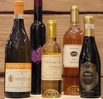 bottiglie-offerta-vini-dolci-vinacoteca