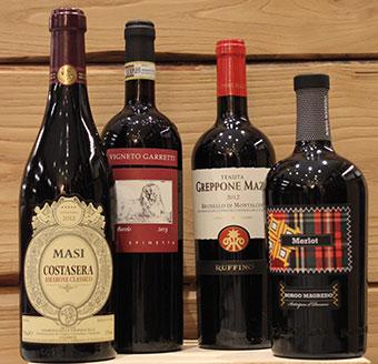 bottiglie-offerta-vini-rossi-vinacoteca
